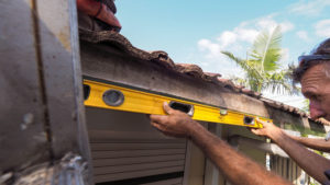 Gutter Replacement Brisbane - Set Up And Preparation - Strongguard