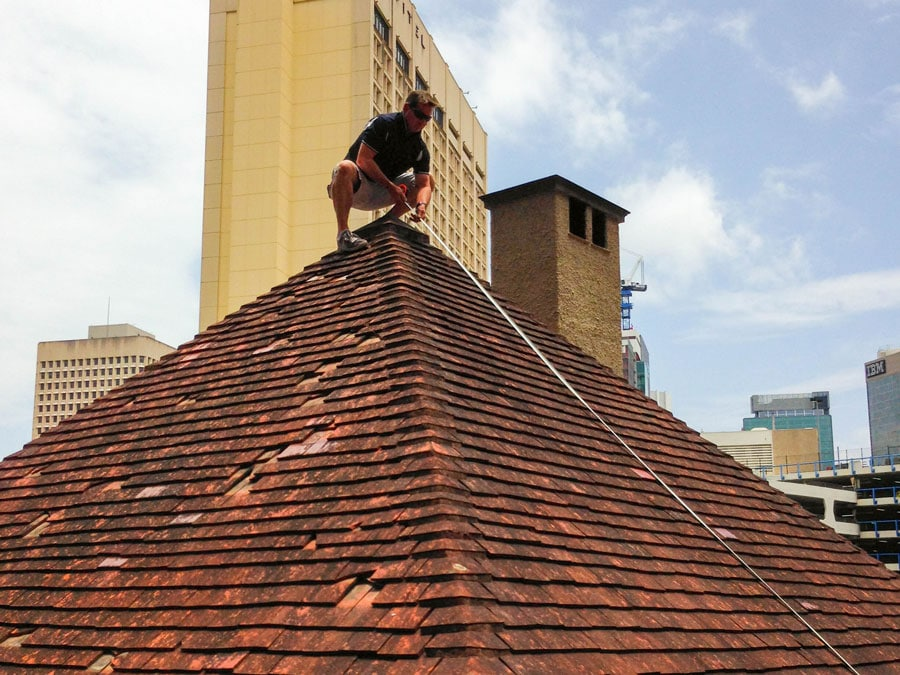 Brisbane Southside roofing write up quote