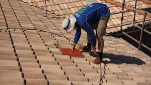 Sunshine Coast roof restoration address existing damage