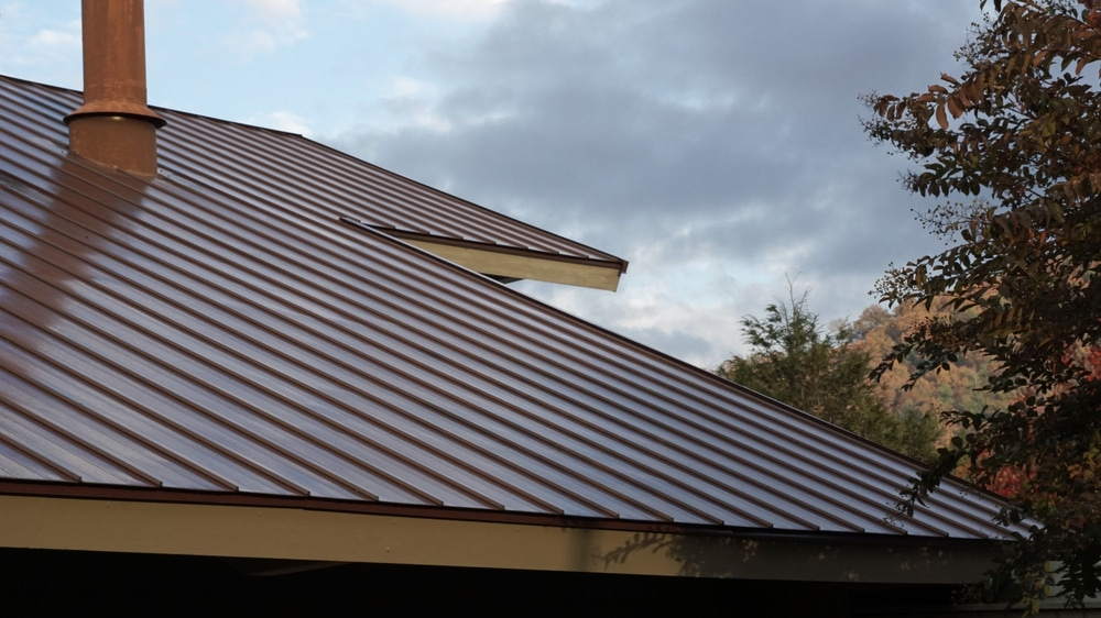 Caring for your metal roof