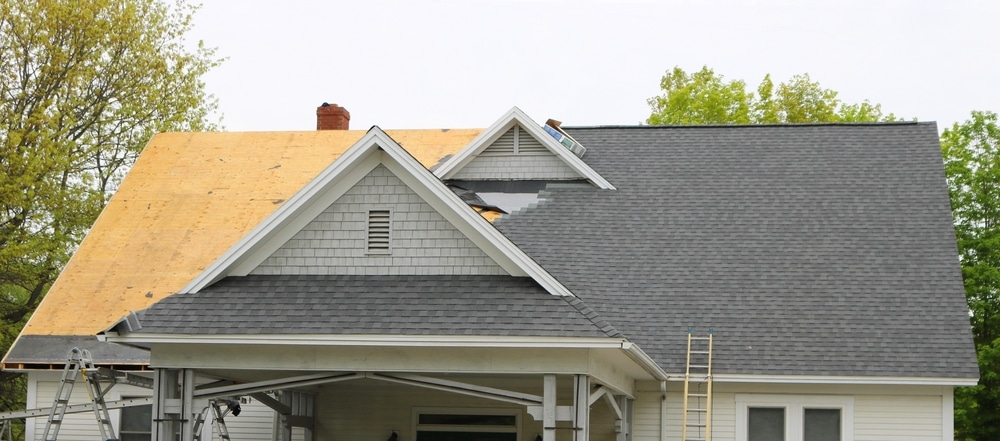 New Roof: increase the value of your home