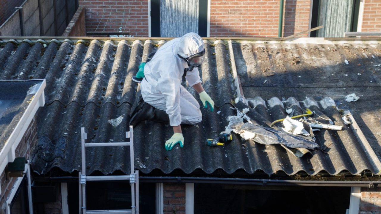 Is Asbestos Roofing Harmful Health Hazards Asbestos Removal