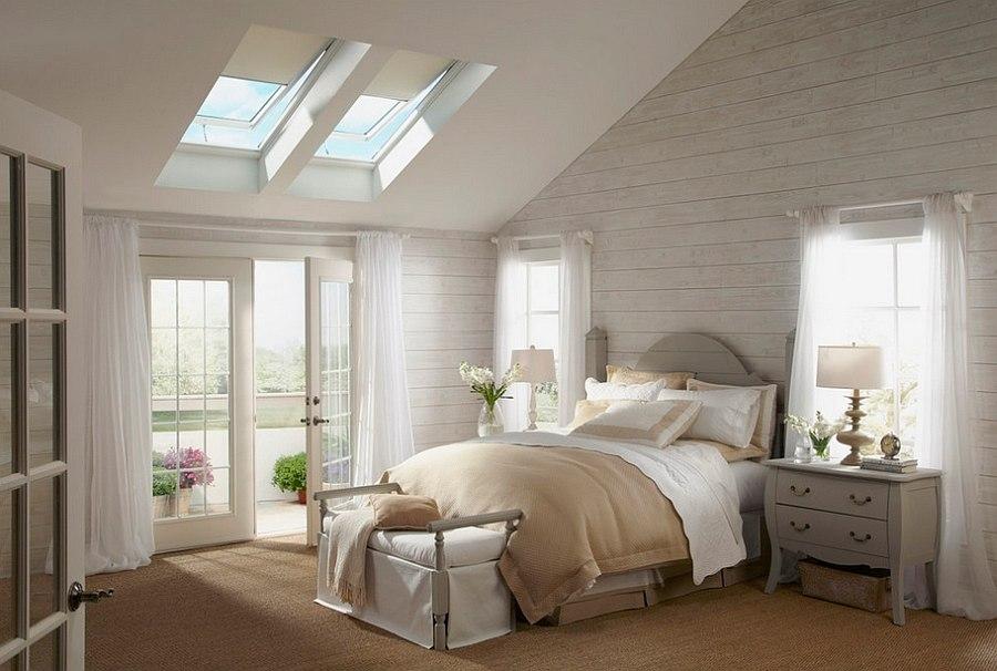 Decoist Bedroom Skylight