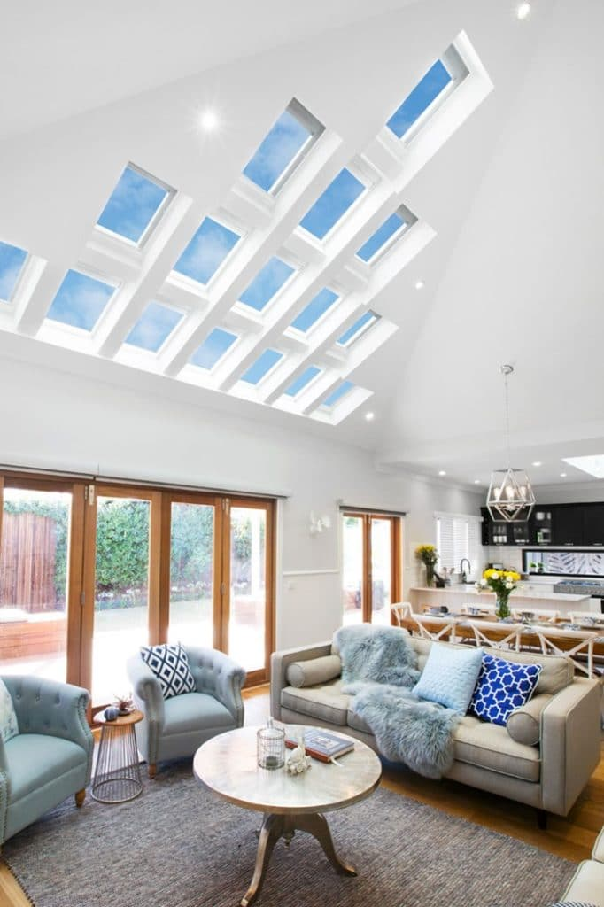 Veluk House Skylight