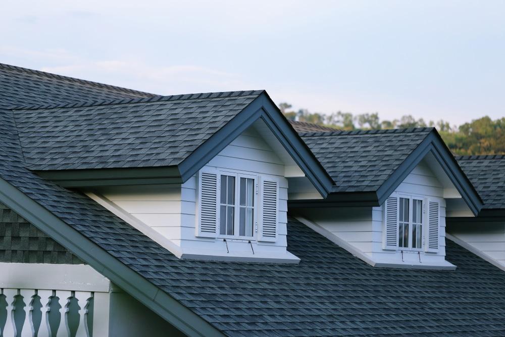 Gradual Roof Pitch